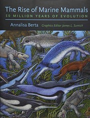 Cover of: The Rise of Marine Mammals