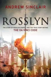 Cover of: Rosslyn | Andrew Sinclair