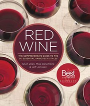 Cover of: Red Wine