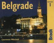 Cover of: Belgrade | Laurence Mitchell