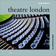 Cover of: Theatre London