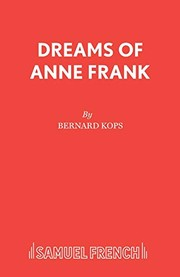 Cover of: Dreams of Anne Frank | Bernard Kops