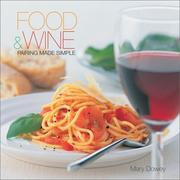 Cover of: Food & Wine | Mary Dowey