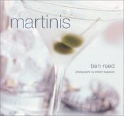 Cover of: Martinis | Ben Reed