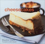 Cover of: Cheesecakes | Maxine Clark