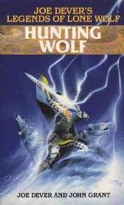 Cover of: Hunting wolf (Joe Dever
