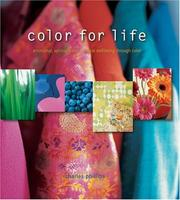 Cover of: Color for life | Phillips, Charles