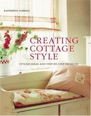 Cover of: Creating cottage style