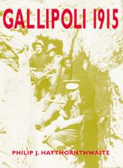 Cover of: Gallipoli 1915
