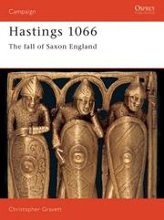 Cover of: Hastings 1066 (Revised Edition): The Fall of Saxon England (Campaign)