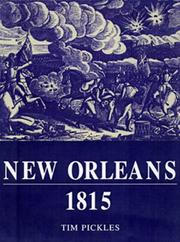 Cover of: New Orleans 1815
