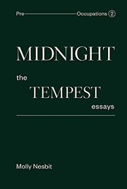 Cover of: Midnight : The Tempest Essays