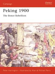 Cover of: Peking 1900 | Peter Harrington