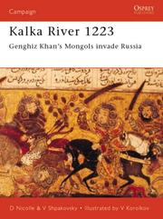 Cover of: Kalka River, 1223