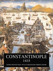 Cover of: Constantinople 1453