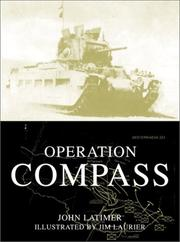 Cover of: Operation Compass | John Latimer
