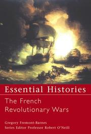 Cover of: The French Revolutionary Wars (Essential Histories) | Gregory Fremont-Barnes