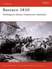 Cover of: Bussaco 1810 | Rene Chartrand