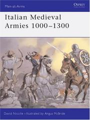 Cover of: Italian Medieval Armies 1000-1300