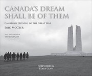 Cover of: Canada's Dream Shall Be of Them