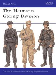 Cover of: The Hermann Goering Division (Men-at-Arms Series)