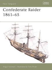 Cover of: Confederate Raider 1861-65 | Angus Konstam