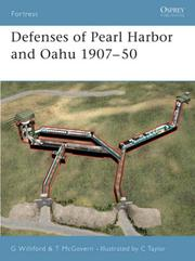 Defenses of Pearl Harbor & Oahu 1907-50