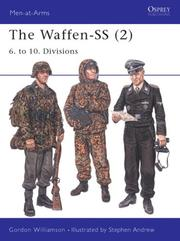 Cover of: The Waffen-SS (2): 6. to 10. Divisions