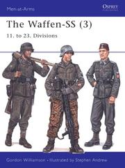 Cover of: The Waffen-SS (3): 11. to 23. Divisions