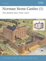 Cover of: Fortress 13: Norman Stone Castles (1) The British Isles 1066-1216