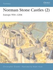 Cover of: Norman Stone Castles (2): Europe 950-1204 (Fortress)