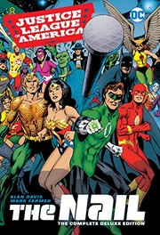 Cover of: Justice League of America : The Nail