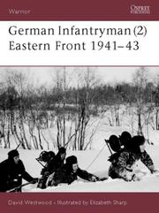 Cover of: German Infantryman (2) Eastern Front 1941-43 (Warrior)