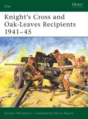 Cover of: Knight's Cross and Oak-Leaves Recipients 1941-45
