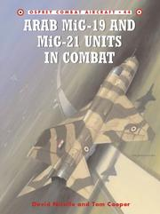 Cover of: Arab MiG-19 & MiG-21 Units in Combat (Combat Aircraft)