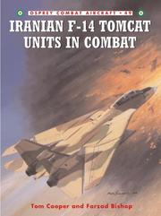 Cover of: Iranian F-14 Tomcat Units in Combat (Combat Aircraft) | Tom Cooper