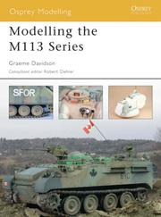 Cover of: Modelling the M113 Series | Graeme Davidson