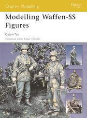 Cover of: Modelling Waffen-SS Figures | Calvin Tan