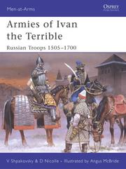 Cover of: Armies of Ivan the Terrible