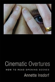 Cover of: Cinematic Overtures | Annette Insdorf