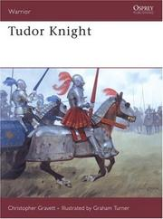 Cover of: Tudor Knight (Warrior)