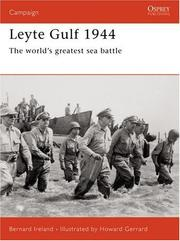 Cover of: Leyte Gulf 1944 (Campaign)