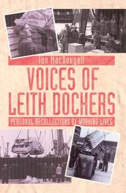 Cover of: Voices of Leith dockers