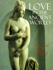 Cover of: Love in the ancient world