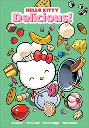 Cover of: Delicious! | Jacob Chabot