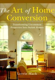 Cover of: The Art Of Home Conversion