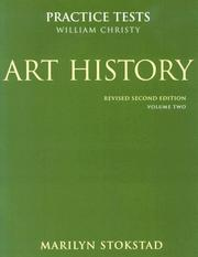 Cover of: Art History Practice Tests (Art History)