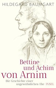 Cover of: Bettine und Achim von Arnim