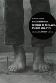 Cover of: Revenge of the Lawn