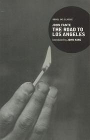 Cover of: The road to Los Angeles